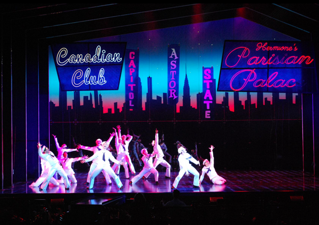 On The Town - Broadway