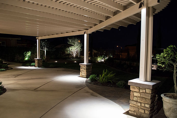 ALLIANCE Outdoor Lighting Down Lights