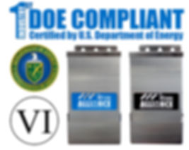 DOE and CEC Title 20 Energy Compliant Transformers