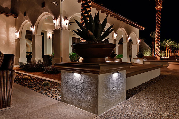 ALLIANCE Outdoor Lighting Ledge Lights