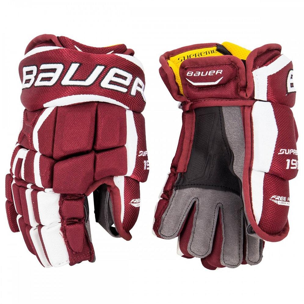 Bauer Supreme 190 Junior Hockey Gloves Nogard Hockey