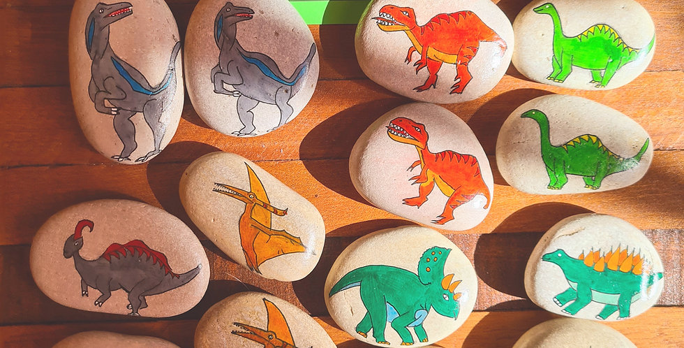 Dinosaur Pairs Game