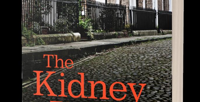 """""""The Kidney Killer"""" Novel by Miles Hudson"""