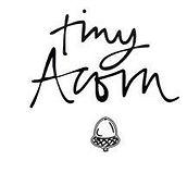 TINY ACORN NOW ON ETSY!__Very, very exci