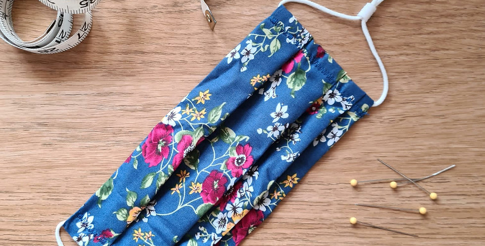 Reusable Fabric Face Coverings