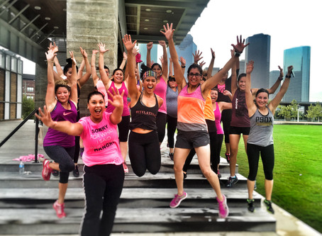 Join our Home Fitness Community