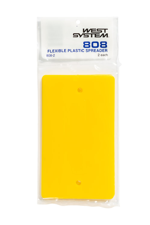 West System - 808-2 - Flexible Plastic Spreader - 2each