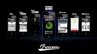 Freecom ONLINE スタート