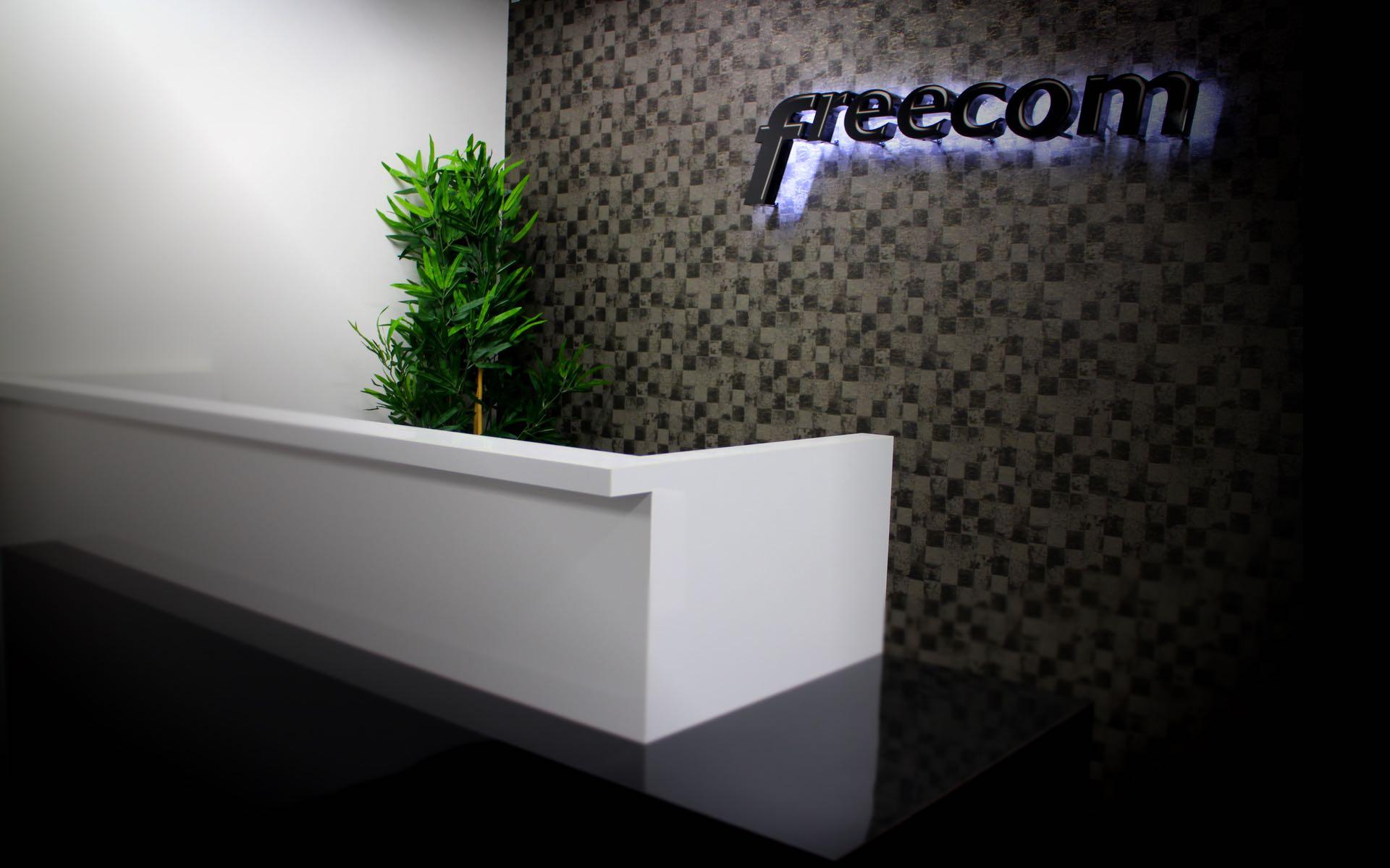 Freecom HP background image