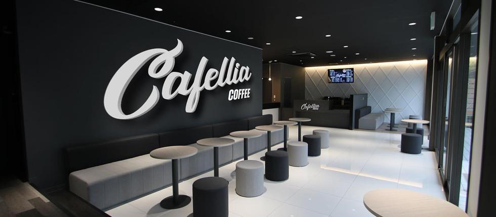新コンセプトカフェ、Cafelliaは、本日より今週は以下のスケジュールで営業いたします。