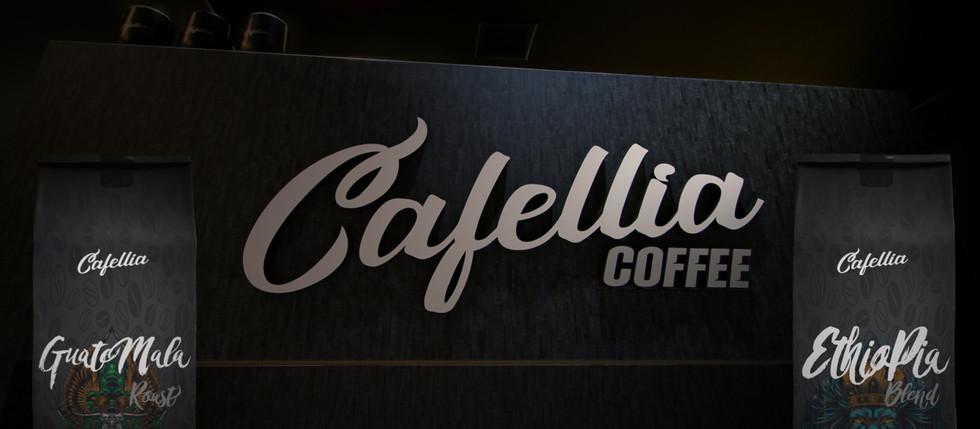 郡山の新コンセプトカフェ、Cafellia、明日グランドオープン致します。