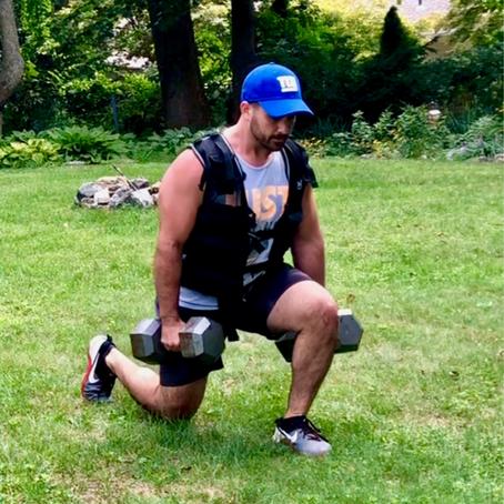 Training Focus Post-Injury: My Top Five