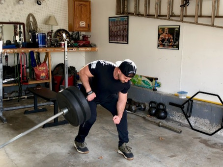 BUILDING THE ULTIMATE HOME GYM