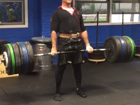 MYTH-BUSTING: Weightlifting Belts