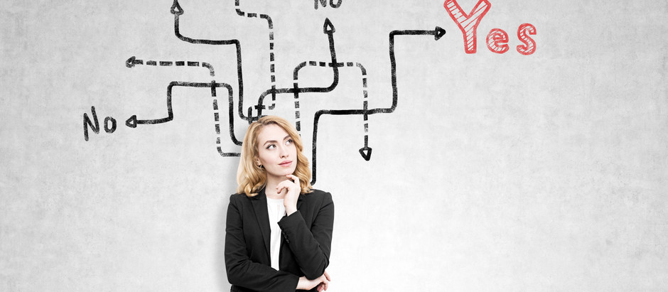 3 Reasons to Say No When You Feel Like Saying Yes