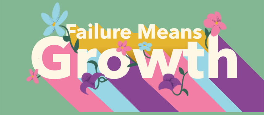 Embracing Failure: How to Become Comfortable with the Key to Success
