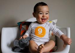 basil 9 months