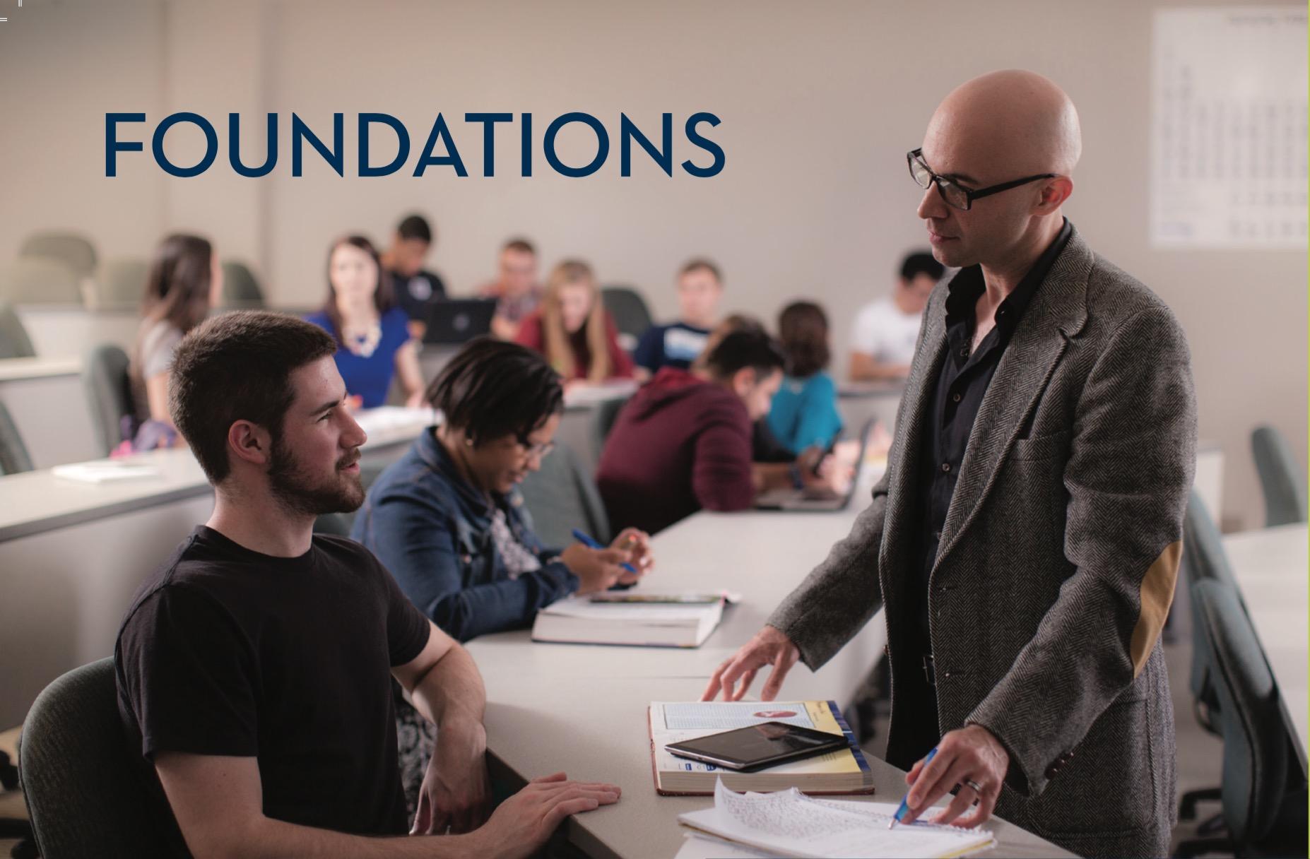 teaching at trinity