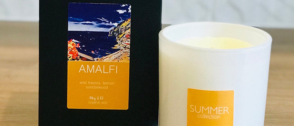SUMMER COLLECTION - AMALFI