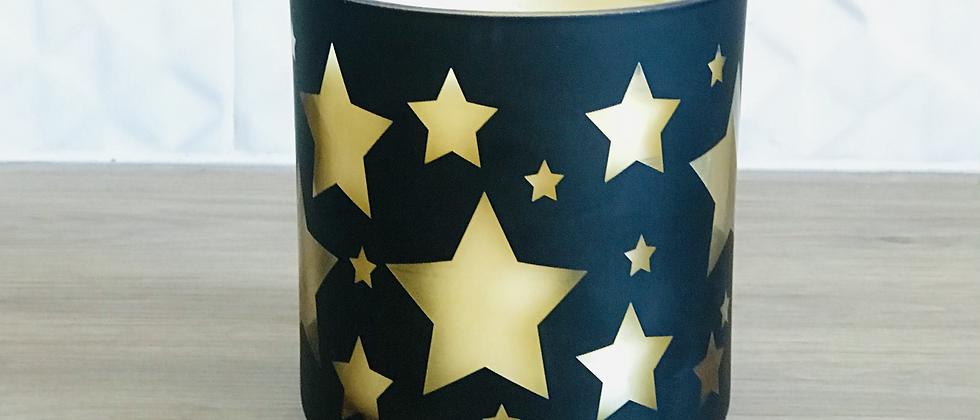 Starry Night Black & Gold