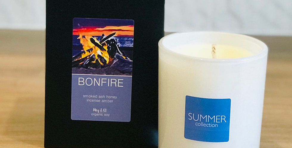 summer collect ion   BONFIRE