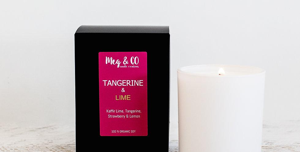THE WHITES | TANGERINE & LIME