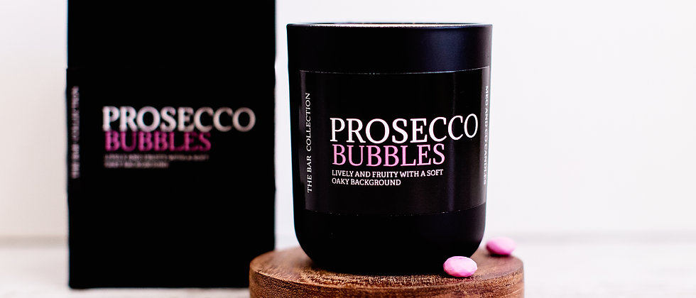 THE BAR | PROSECCO BUBBLES