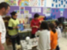 educación alternativa enseñanza aprendizaje inglés bilingüismo aula abierta colaboración familias escuela experiencias