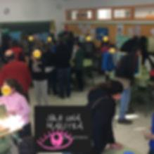 educación alternativa enseñanza aprendizaje inglés bilingüismo experiencias experimentos aula cooperativo ciencias science fair feria familias escuela dinámica