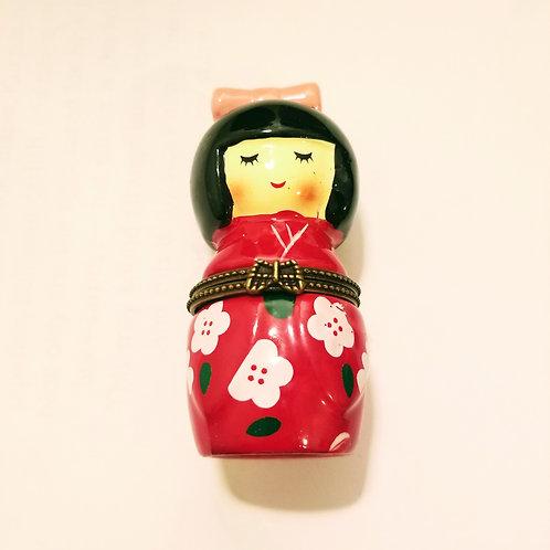 Geisha Stash Jar