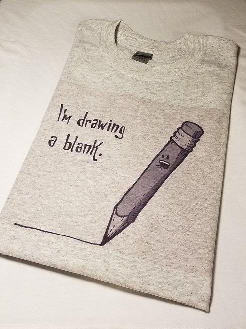 Drawing A Blank T-Shirt