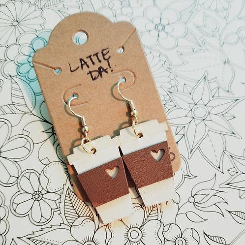 Well Latte Da! Earrings