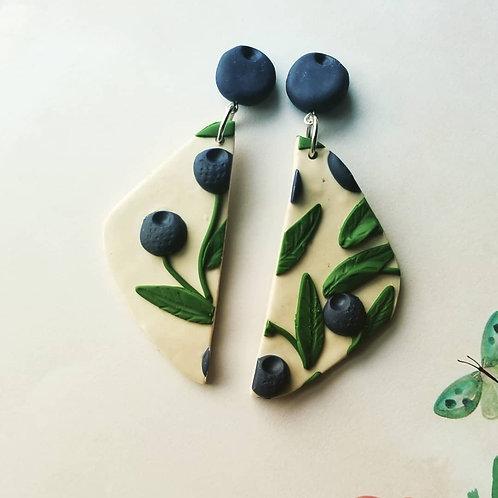 Blueberry Slab - Margaery