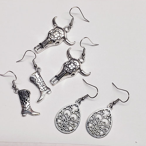 South by Southwest Earring Set