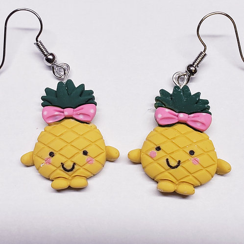 Pineapple Babe Earrings