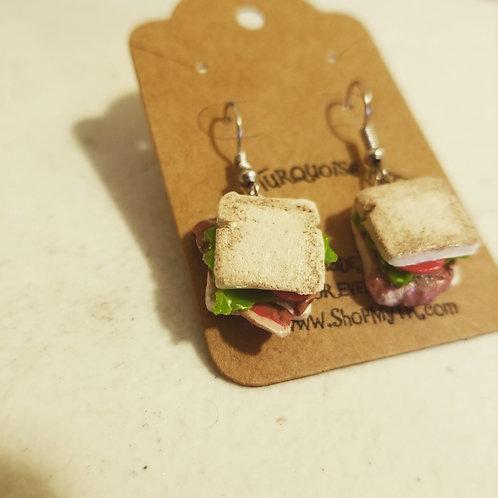 BLT earrings