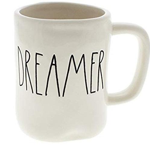 "Rae Dunn Large ""Dreamer"" Mug"