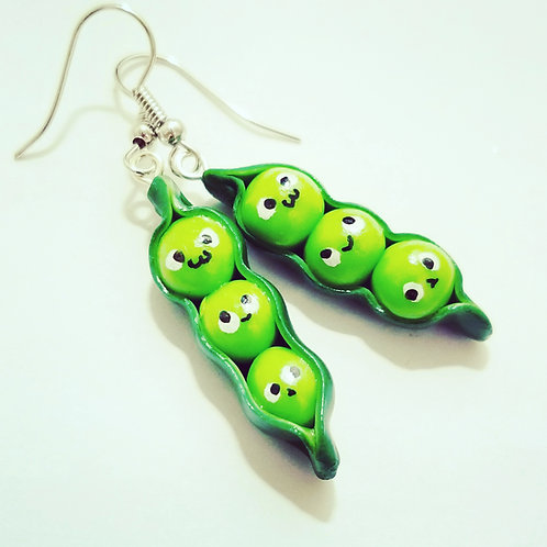 Hap-peas Earrings