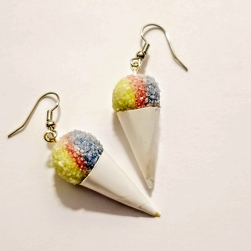 Sno-Cone Earrings
