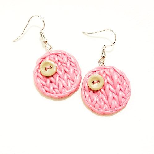 Kitting Circles - pink
