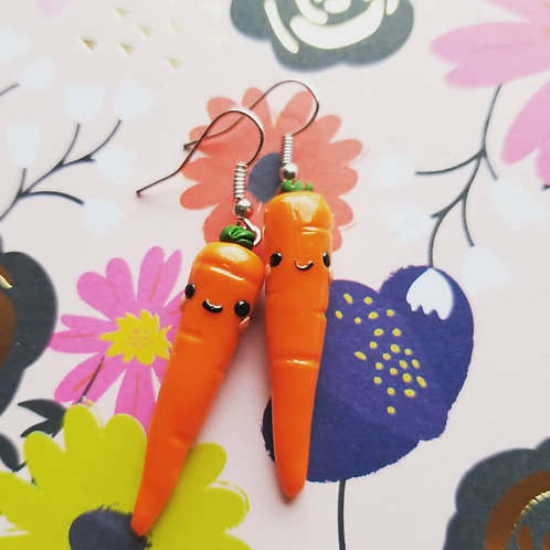 Kawaii Carrots