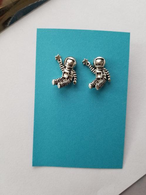 Star Catcher Stud Earrings