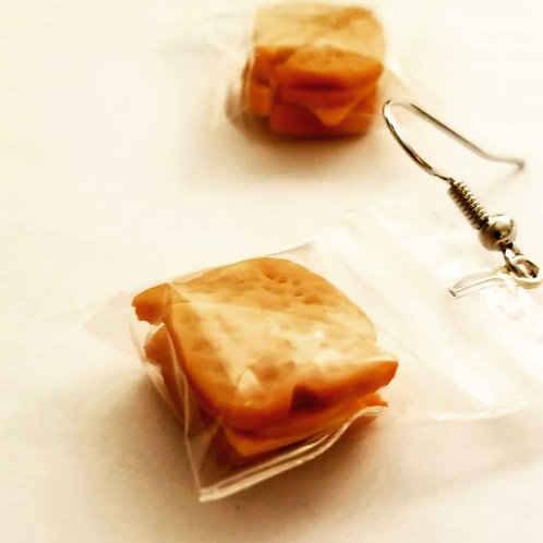 Bagged Lunch Balogna Sandwiches