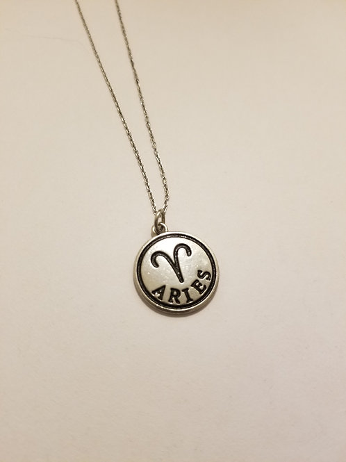 Aries Charm Necklace