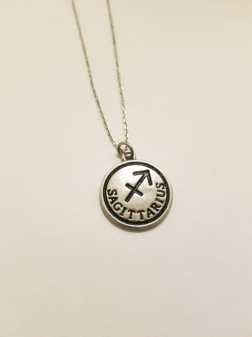 Sagittarius Charm Necklace