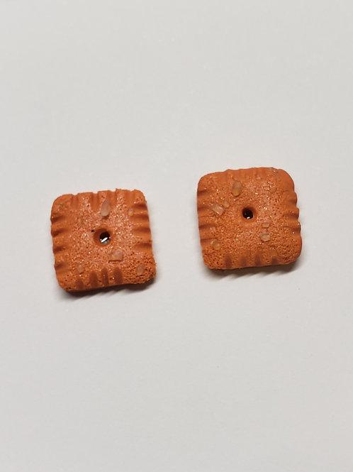 Miniature Cheese Cracker Studs