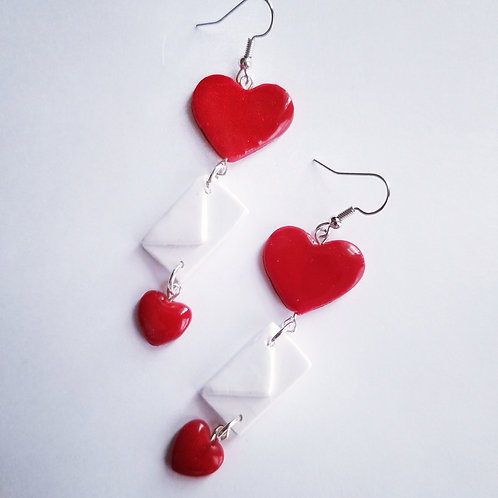 Love Letters Earrings