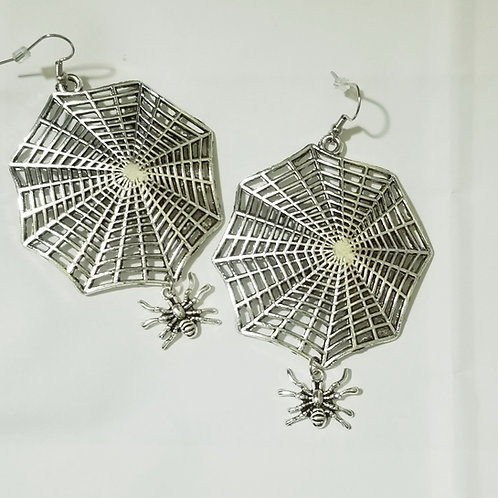 The Original Web Earrings