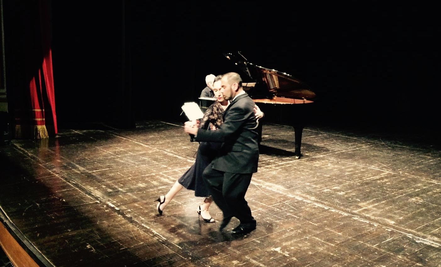 Luci fra Tango e Flamenco