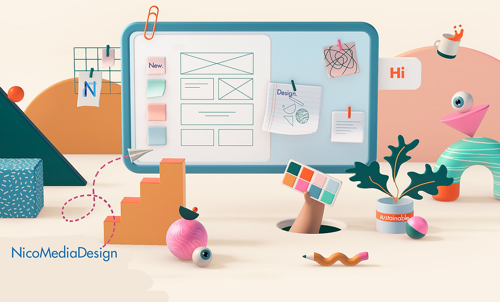 Webdesign - NicoMediaDesign
